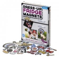 DRESS UP Veselé fotomagnetky na ledničku