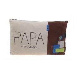 Krémový polštářek Papa