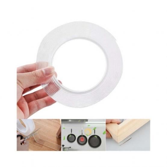 Obojstranná umývateľná lepiaca páska