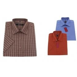 Košile s krátkým rukávem MIX