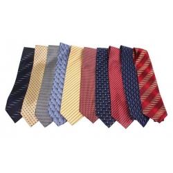 Mix kravat 10 kusů