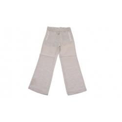 Dětské plátěné kalhoty