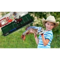 Rybářská sada pro začátečníky