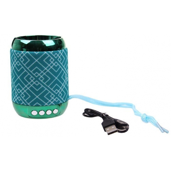 Reproduktor Portable KL3528 zelený