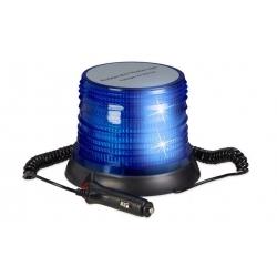 LED maják modrý