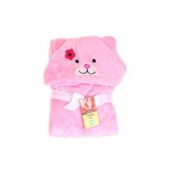 Dětská deka zvířátková Happy Baby vzor 2