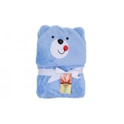 Dětská deka zvířátková Happy Baby vzor 12