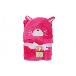 Dětská deka zvířátková Happy Baby vzor 16