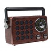 Prenosné retro rádio MK-613