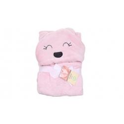 Dětská deka zvířátková Happy Baby vzor 1