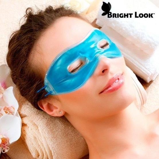 BRIGHT LOOK Relaxačná gélová maska