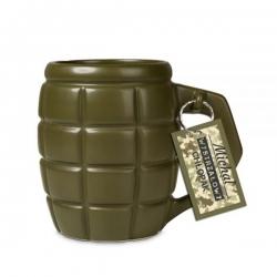 FROSTER Army hrnček v tvare granátu