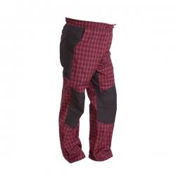 Neverest Pánske športové nohavice, červené