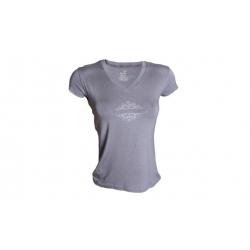 Dámské tričko - 8207/Grey
