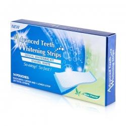 DENTAL360 Bieliace pásiky na zuby