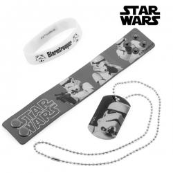 Náramky a Přívěsek Stormtrooper Hvězdné Války