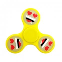 Antistresová hračka Hand Spinner - fosforový