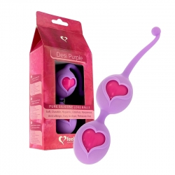 Desi Love Balls Purple FeelzToys E21149