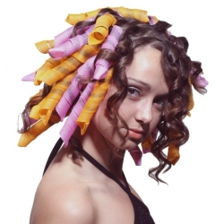 Magické natáčky na vlasy