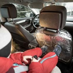 Chránič předního sedadla