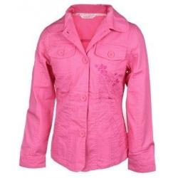 Košile dívčí růžová vel. 128