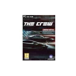 Hra UBISOFT The Crew - Day 1 Edition