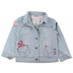 Dívčí džínová bunda vel. 86