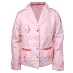 Letní bunda růžová vel.122