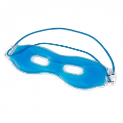 BRIGHT LOOK Relaxační gelová maska