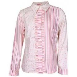 Košile dívčí květinová vel. 128
