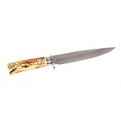Nůž lovecký s pouzdrem