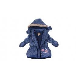 Modrý kabátek vel. 80