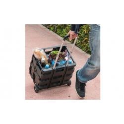 Víceúčelový skládací vozík