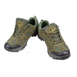 Trekové boty zelené vel.41