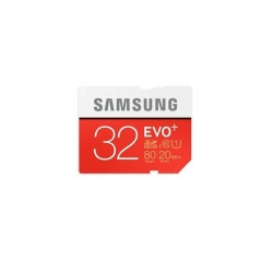 Paměťová karta SAMSUNG SDHC EVO  32GB Class10 UHS-I (MB-SC32D/EU)