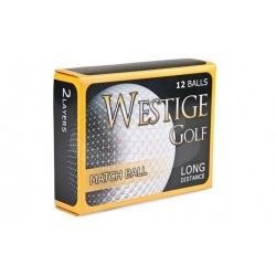 Golfové míčky Westige 12ks