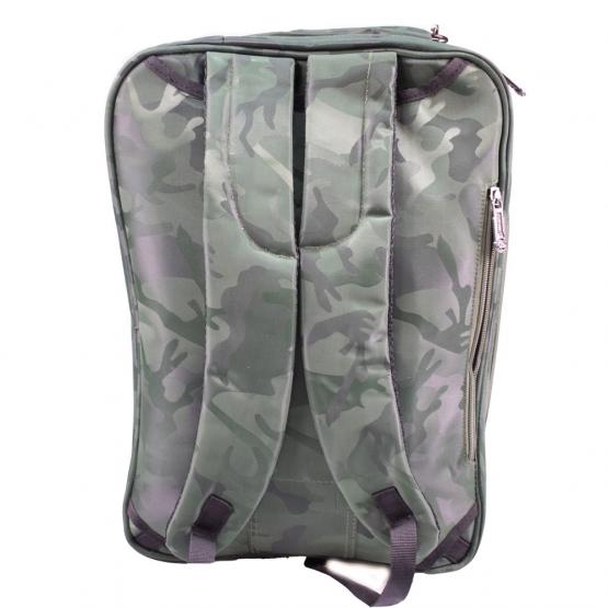Taška / ruksak na notebook zelený maskáč