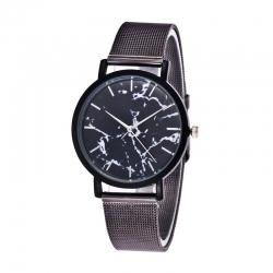 Dámské hodinky s motivem mramoru