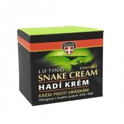 Hadí krém proti vráskam