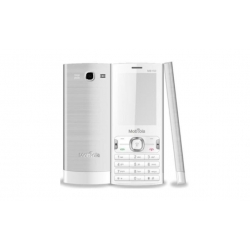 Mobilní telefon Mobiola MB150 Dual SIM, bílý