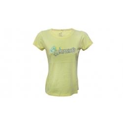 Dámské tričko - 8201/Yellow