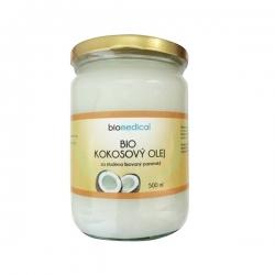 BIOMEDICAL kokosový olej 500ml