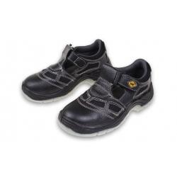 Pracovní boty NORMAL BERN BLACK vel. 39