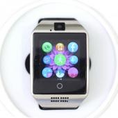 Chytré hodinky - hranaté