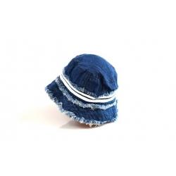 Klobouk džínový modrý