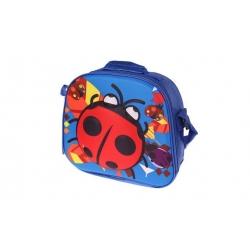 Dětská 3D taška beruška