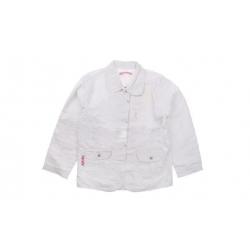 Košile dívčí bílá vel. 74