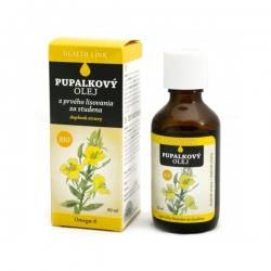 HEALTHLINK 100% BIO panenský avokádový olej 250ml