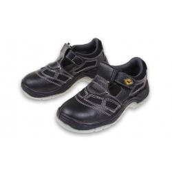 Pracovní boty NORMAL BERN BLACK vel. 40