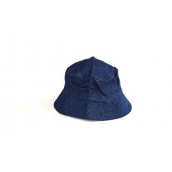 Klobouk džínový tmavě modrý